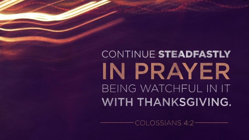 Colossians 4:2 [widescreen]