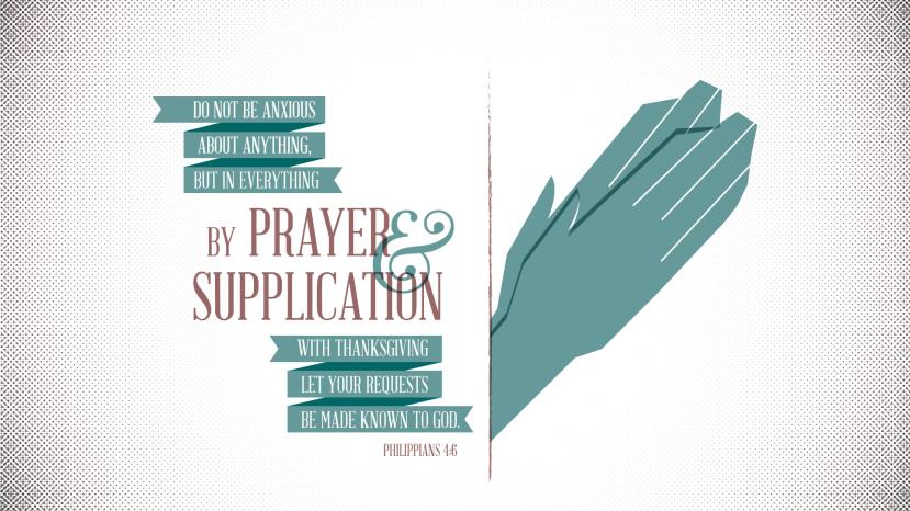 Philippians 4:6 [widescreen]